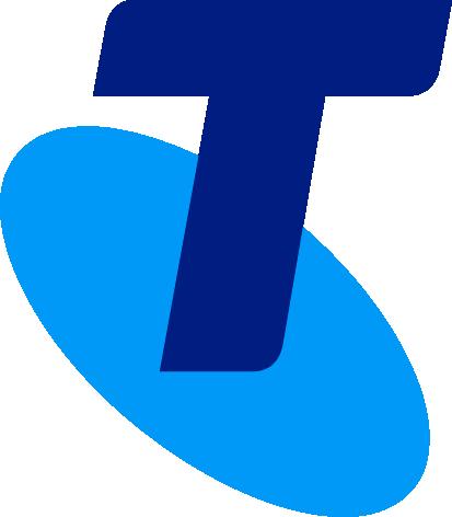 Telstra Logo -